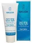 קרם הזנה לכף הרגל FOOT BALM WELEDA
