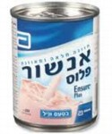 אנשור פלוס וניל ENSURE PLUS